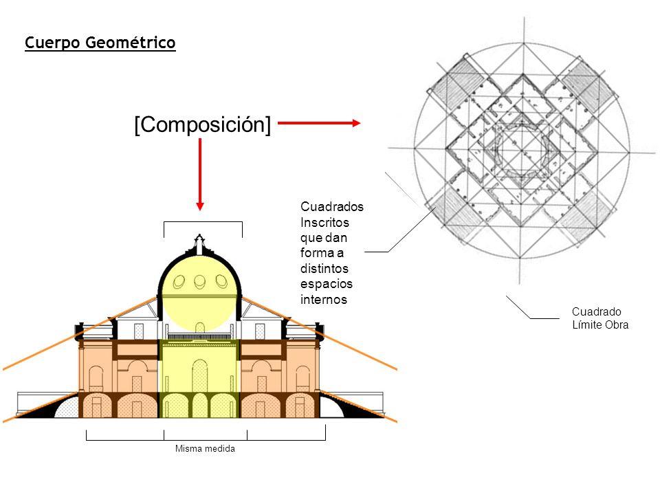 [Composición] Cuerpo Geométrico